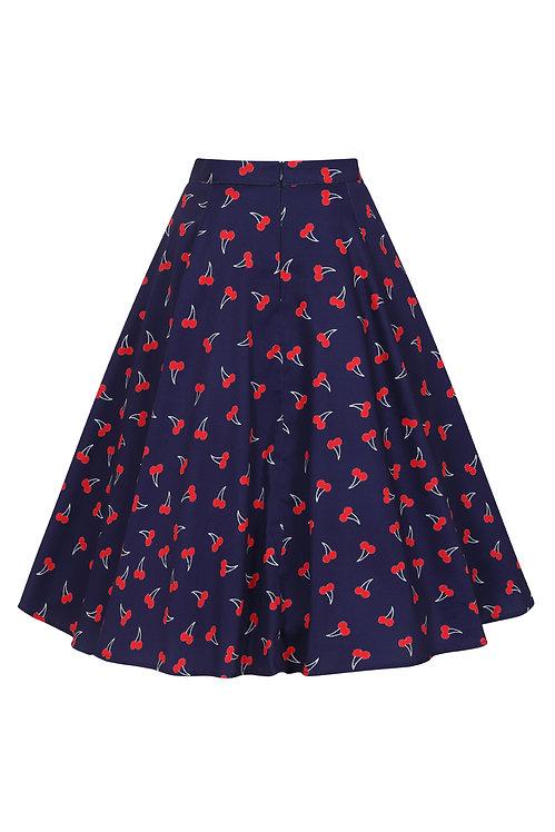 Cherry Swing Skirt