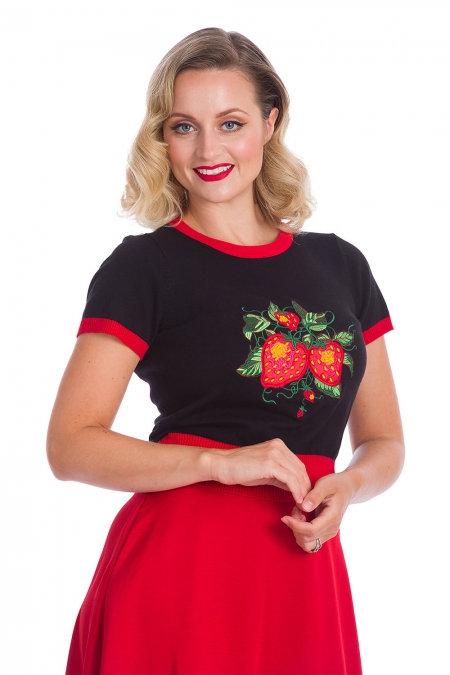 Strawberry Fields Knit