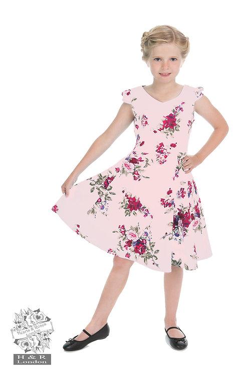 Royal Ballet Tea dress in Pink