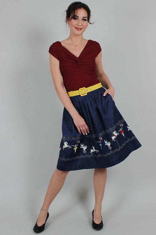 Circus Border Skirt