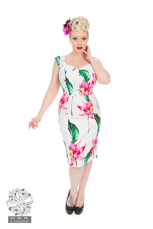 Orchid Wiggle Dress