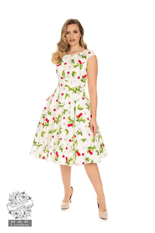 Charli Cherry Swing Dress