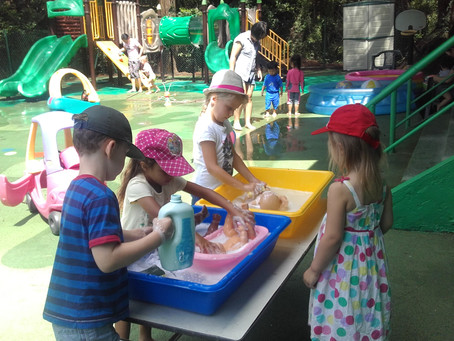 More Time for Play: Making Sense of the EYFS