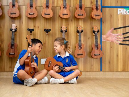 How does music and musicality impact upon the development of young children
