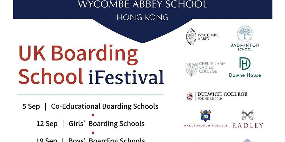 Wycombe Abbey UK Boarding School iFestival 2020