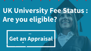 Who pays 'home' fees for higher education in the UK?