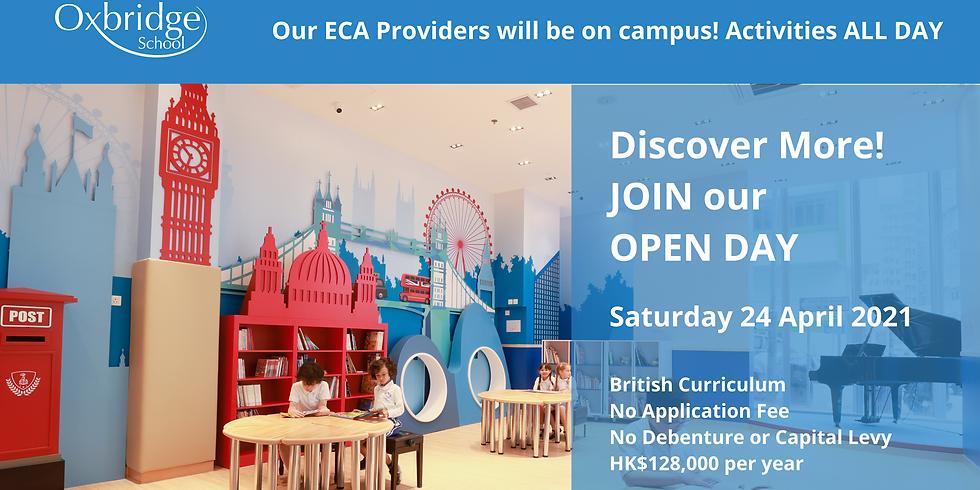 Oxbridge School ECA Open Day