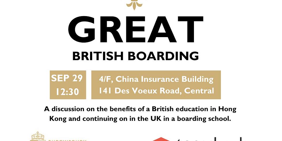 Great British Boarding