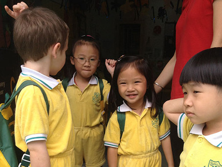 Local Schools for Non-Chinese-speaking children : Do EMI schools really exist?