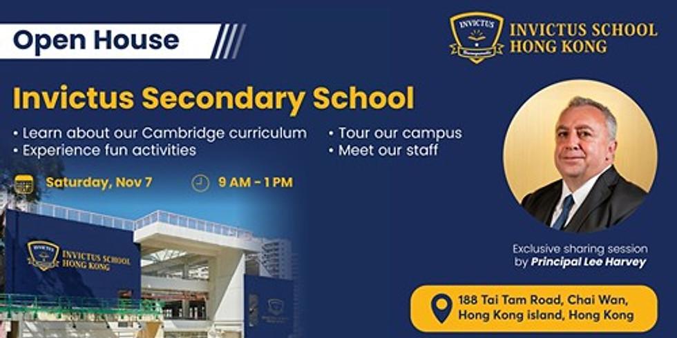 Invictus Secondary School | Campus Tour