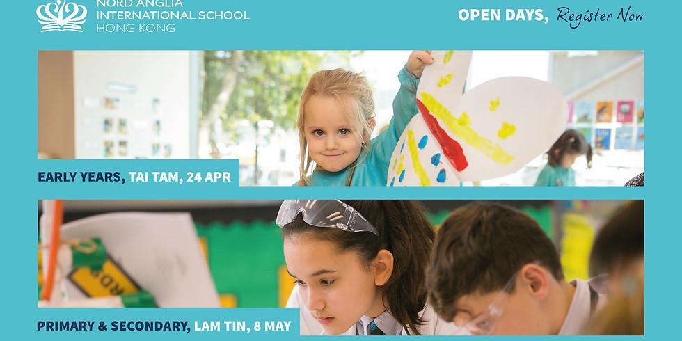 NAIS Open Day at Lam Tin Campus