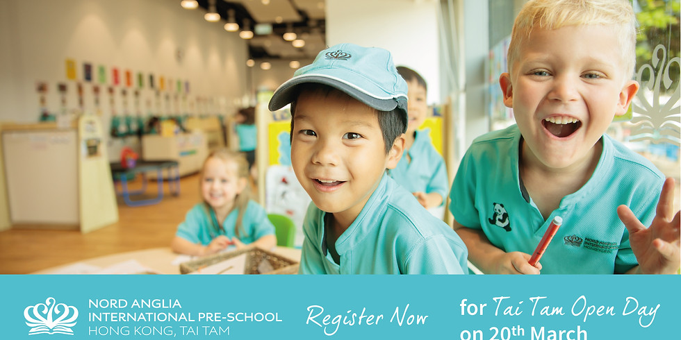 NAIS HK   Open Day   Early Years Campus Tai Tam
