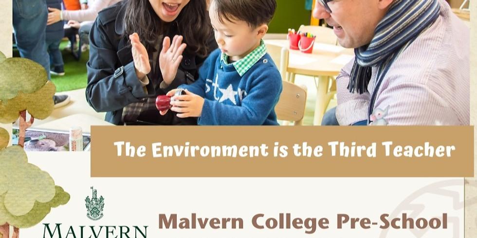 Malvern College Pre-School Open Day
