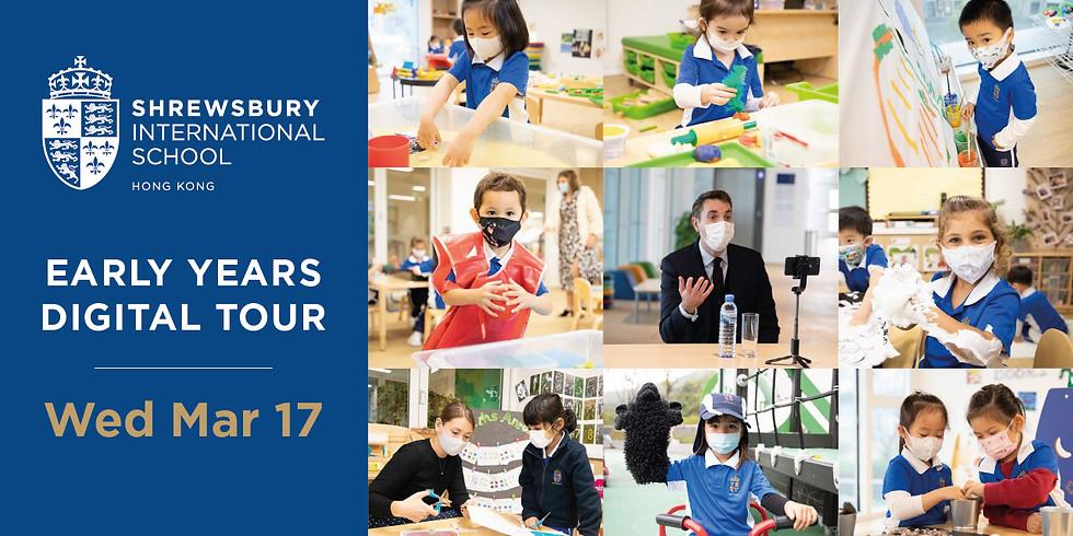 Shrewsbury International School Hong Kong | Early Years Digital Campus Tour