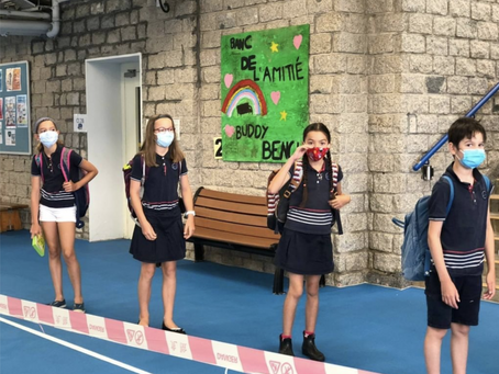 Back to School: Will Hong Kong's Primary Students Be Playing Catch-Up?