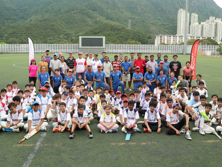 The Empire Strikes Back: The Growth of Cricket in Hong Kong