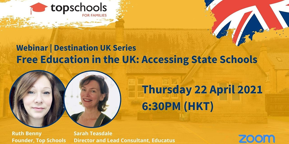 Free Education in the UK: Accessing State Schools