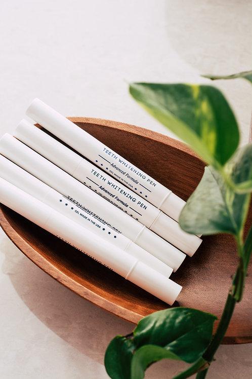 Hydrogen Peroxide FREE Teeth Whitening Pen