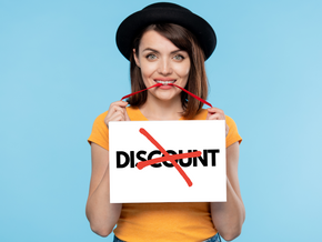 Why Are You Offering Your Services at a Discount?