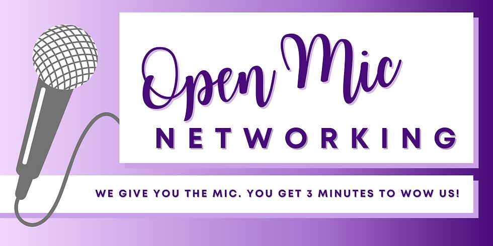 Open Mic Networking