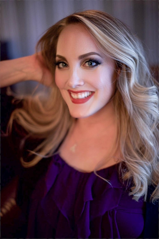 Jaimee Kort of Edge Entertainment and Disney Princess Model