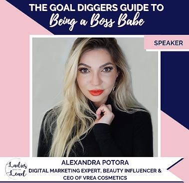 Alexandra Potora Influencer
