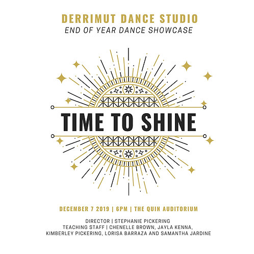 Derrimut Dance Studios 2019 Concert