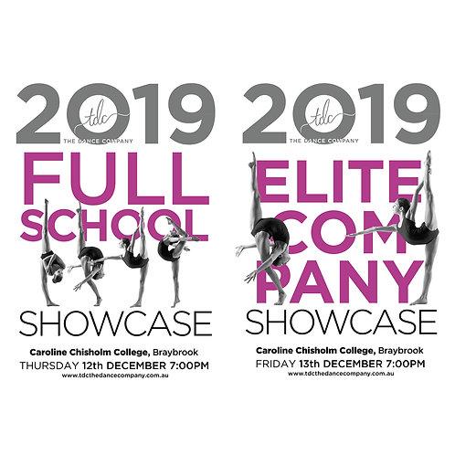 TDC Showcases 2019