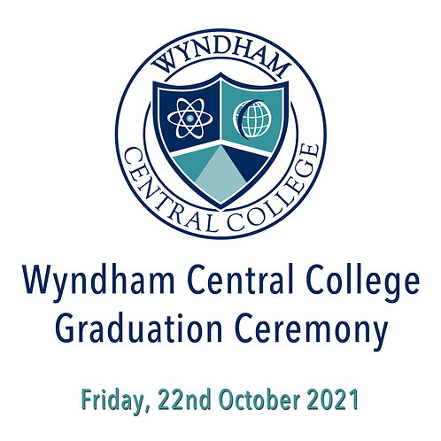 Wyndham Central College Graduation Ceremony