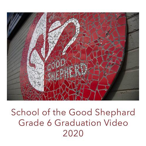 School of the Good Shephard 2020 Year 6 Video