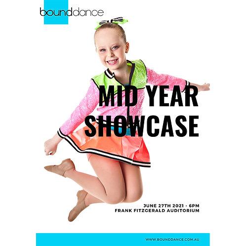 Bound Dance Mid-Year Showcase 2021