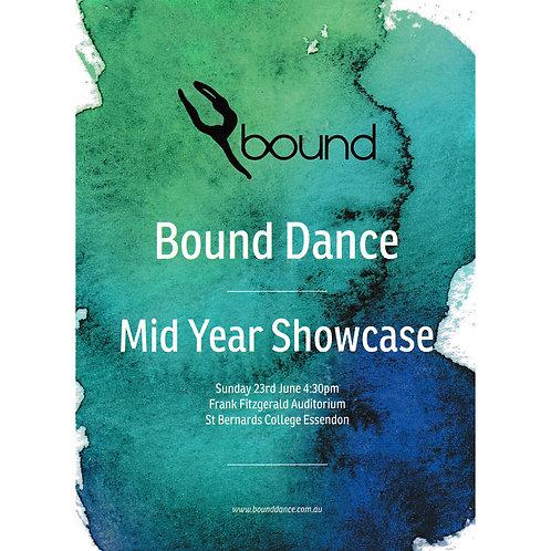 Bound Dance Mid Year Showcase 2019