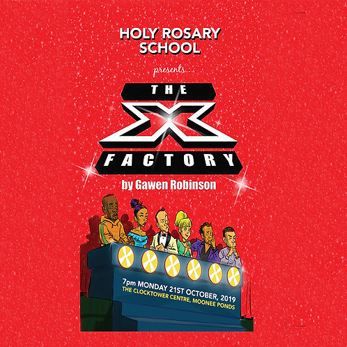 "Holy Rosary PS 2019 Concert - ""The X Factory"""