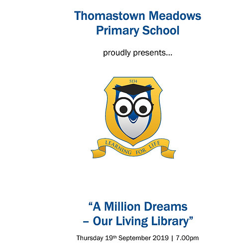Thomastown Meadows PS 2019 Concert