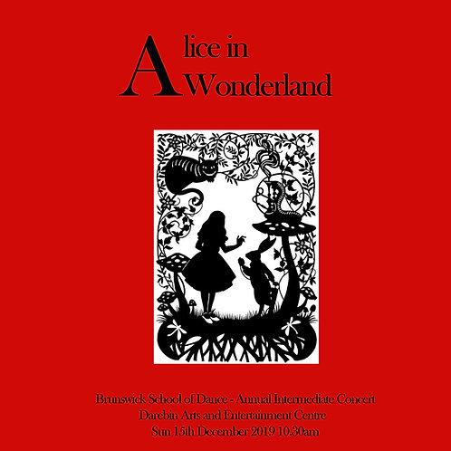 BSOD Alice in Wonderland