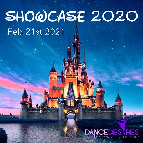 Dance Desire Showcases 2020