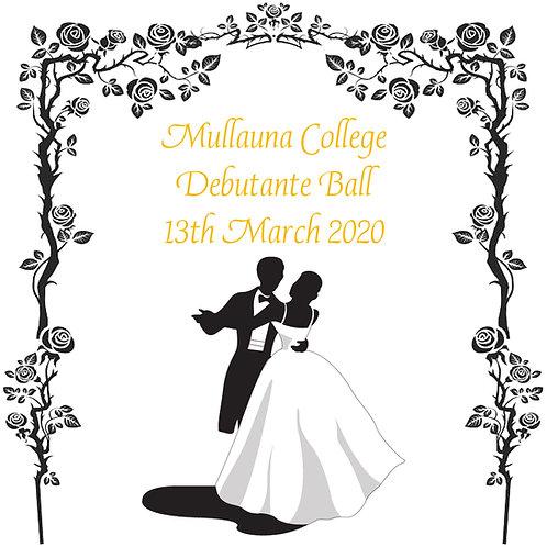 Mullauna College Debutante Ball 2020