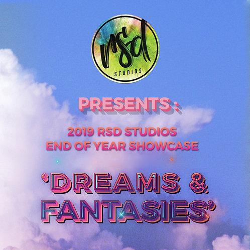 RSD Studios 2019 Concert