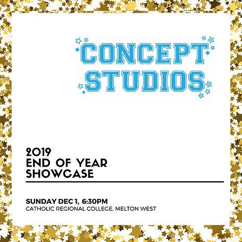 Concept Studios 2019 Concert