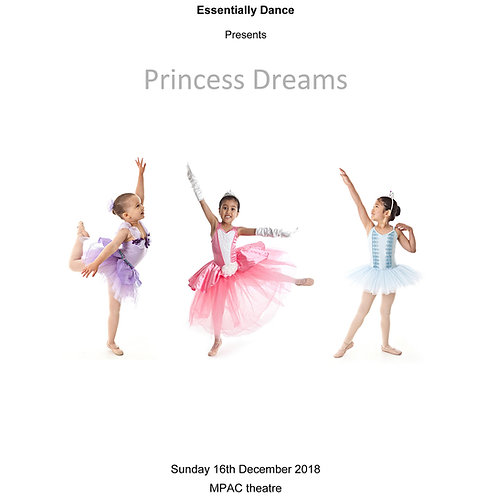 Essentially Dance 2018 Junior Concert