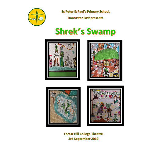 "St Peter's & Paul's Performance of ""Shrek's Swap"" 2019"
