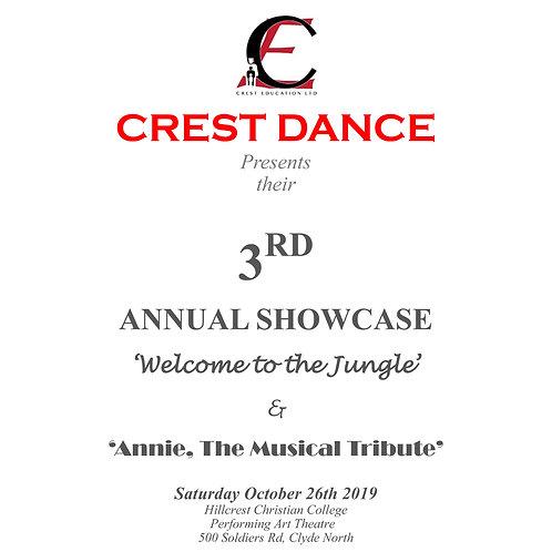 Crest Dance 2019 Concert