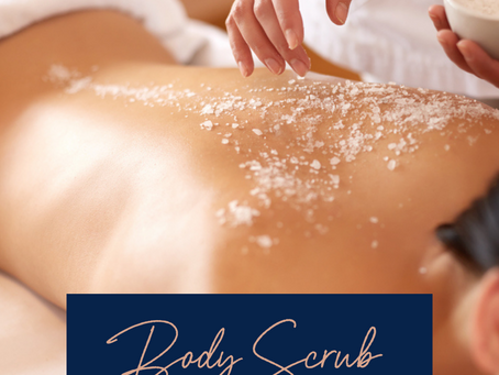 Body Scrub: Why Exfoliating is so Important