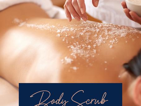Body Scrub: Why Exfoliating is so Important