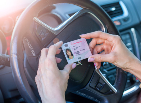 DRIVING WITHOUT A VALID DRIVER'S LICENSE