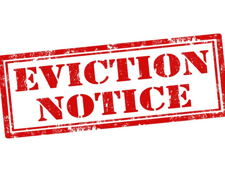 MESSY EVICTION