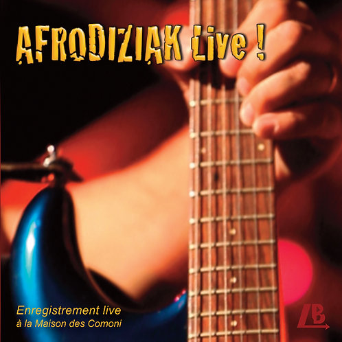 AFRODIZIAK Live! Digital Download