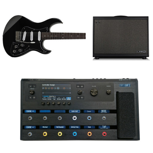 Line 6 Helix Metal Pack