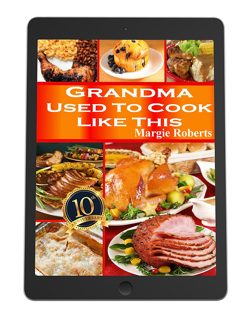 Grandma Used To Cook Like This (Ebook)