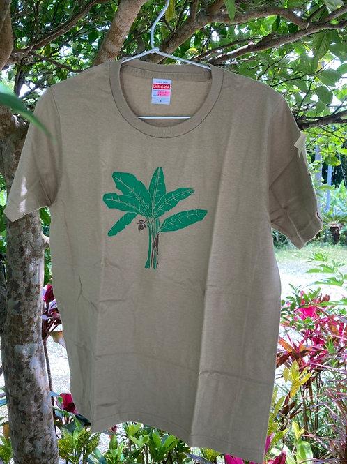 糸芭蕉Tシャツ
